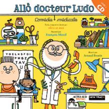 Couverture du livre &quot;All Docteur Ludo&quot;