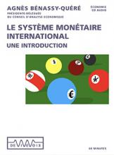 Couverture du livre &quot;Le systme montaire international&quot;